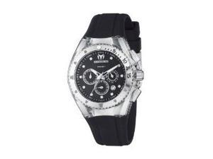 TechnoMarine Cruise Original Mens Black Chronograph Dial Watch