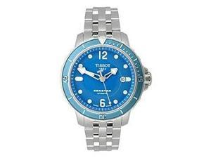 Tissot Seastar Automatic Blue Dial Men's watch #T066.407.11.047.00
