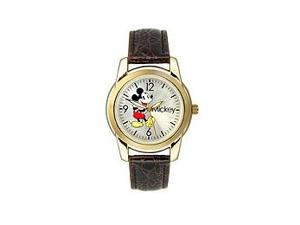 Disney Mickey Mouse Silver Dial Women's watch #MCK612