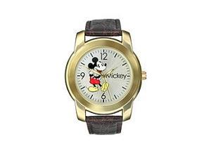 Disney Mickey Mouse Silver Dial Men's watch #MCK622