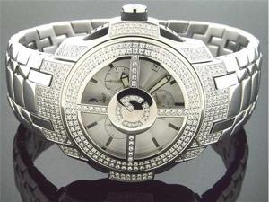 50 CENT'S G-Unit GS26D - 44mm 3.00CT Diamond Watch