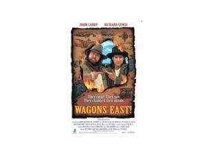 Wagons East! John Candy, Richard Lewis, John C. McGinley, Ellen Greene, Robert Picardo, Ed Lauter, Rodney A. Grant, William ...