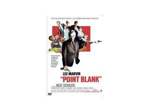 Point Blank Lee Marvin, Angie Dickinson, Keenan Wynn, Carroll O'Connor, Lloyd Bochner, Michael Strong, John Vernon, Sharon ...