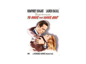 To Have And Have Not Humphrey Bogart, Lauren Bacall, Walter Brennan, Hoagy Carmichael, Dan Seymour, Marcel Dalio, Dolores ...