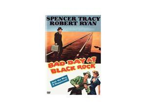 Bad Day At Black Rock Spencer Tracy, Robert Ryan, Anne Francis, Lee Marvin, Dean Jagger, Walter Brennan, John Ericson, Ernest ...