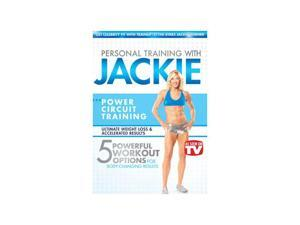 Personal Training with Jackie: Power Circuit Train