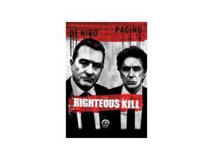 Righteous Kill Robert De Niro, Al Pacino, Curtis Jackson, Carla Gugino, John Leguizamo, Donnie Wahlberg, Dan Futterman, Brian ...
