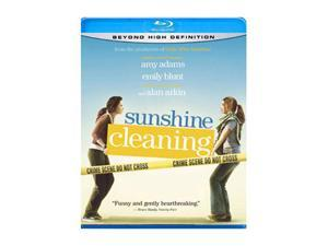 Sunshine Cleaning (Blu-Ray) Amy Adams&#59; Emily Blunt&#59; Steve Zahn&#59; Alan Arkin&#59; Mary Lynn Rajskub&#59; Eric Christian Olsen&#59; Clifton ...
