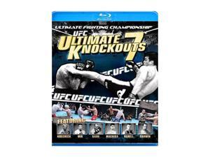 UFC: Ultimate Knockouts, Vol. 7 (BR / WS) Anderson (The Spider) Silva, Quinton (Rampage) Jackson, Lyoto (The Dragon) Machida, ...