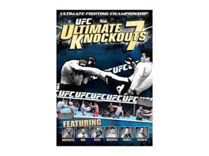 UFC: Ultimate Knockouts, Vol. 7 (DVD / WS) Anderson (The Spider) Silva, Quinton (Rampage) Jackson, Lyoto (The Dragon) Machida, ...