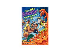What's New Scooby-Doo?: Complete 3rd Season