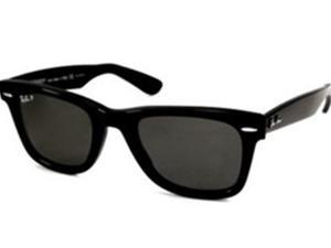 Ray Ban Wayfarer Polarized Sunglasses RB 2140 901/58 50mm