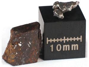 Natural Wonders Meteorite Kit Introductory Set