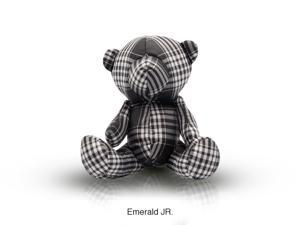 Thomascrown Plaid Bear - Converts Into a Tote Bag