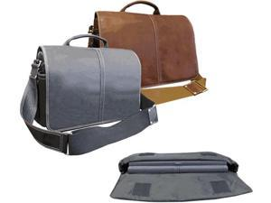 Legacy Leather Woody Portfolio w/ Laptop Sleeve (#1834-025)