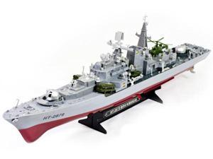 HT 2879 Destroyer RC Battle Ship Boat