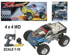 1/10 OFF ROAD 4WD BONZER CROSS TIGER MONSTER TRUCK RC
