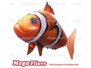 Mega Fliers - Clown Fish Balloon Replacement Kit
