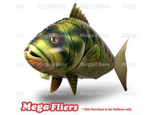 Mega Fliers - Big Mouth Bass Balloon Replacement Kit