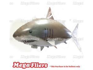 Mega Fliers - Great White Shark Balloon Replacement Kit