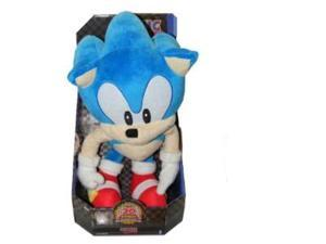 Sonic 20th Anniversary 15 Inch Jumbo Plush Classic Sonic