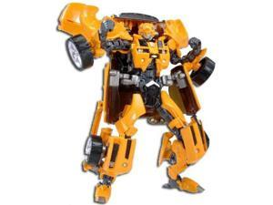 Transformers Trans Scanning Bumblebee Action Figure (Japanese Import)