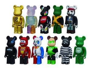 Medicom Toy Bearbrick Series 22 Trading Figure Blind Box (Japanese Import) Grab Bag 1 of 11
