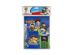 Disney Toy Story 3 Calculator Stationery set