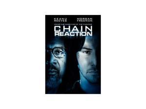Chain Reaction Keanu Reeves, Morgan Freeman, Rachel Weisz, Fred Ward, Kevin Dunn, Brian Cox, Joanna Cassidy, Chelcie Ross, ...