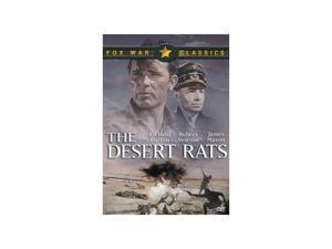 The Desert Rats Richard Burton, James Mason, Robert Newton