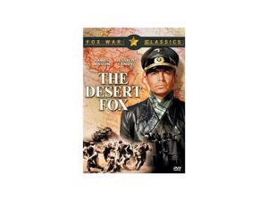 The Desert Fox James Mason, Cedric Hardwicke, Jessica Tandy