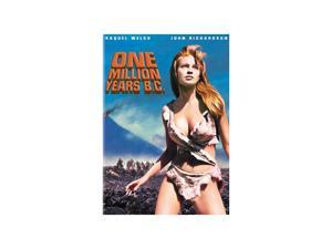 One Million Years B.C. Raquel Welch, John Richardson, Martine Beswick, Percy Herbert, Robert Brown, Jean Waldon