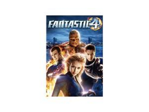 Fantastic 4 Ioan Gruffudd, Michael Chiklis, Chris Evans, Jessica Alba, Julian McMahon, Kerry Washington, Laurie Holden, Tony ...