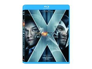 X-Men: First Class (+Digital Copy) [Blu-ray] (2011)