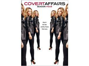 Covert Affairs: Season Four (DVD) Piper Perabo, Christopher Gorham, Kari Matchett, Hill Harper, Peter Gallagher