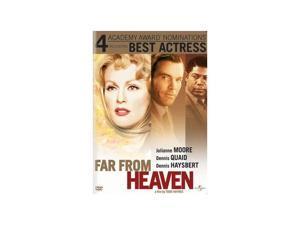 Far From Heaven Julianne Moore, Dennis Quaid, Dennis Haysbert, Patricia Clarkson, Viola Davis, Barbara Garrick, James Rebhorn, ...