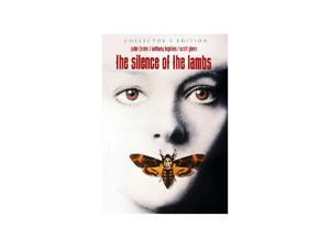The Silence Of The Lambs Jodie Foster, Anthony Hopkins, Scott Glenn, Ted Levine, Anthony Heald, Brooke Smith, Diane Baker, ...