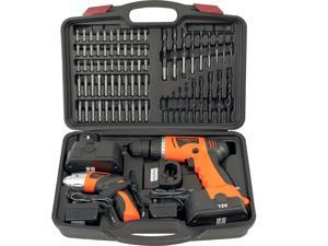 Trademark Poker Trademark ToolsT 74 piece Combo Cordless Drill & Driver