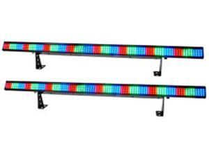 2 CHAUVET COLORSTRIP DMX LED LIGHTING COLOR STRIP