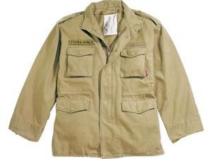 Ultra Force Black Vintage M-65 Field Jacket