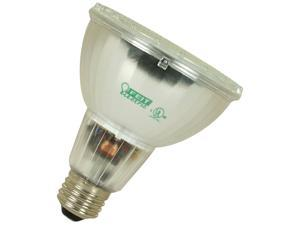 Feit Electric BPESL13PAR30L/E 13 Watt PAR30 Long Neck Hard Glass Reflector CFL Ecobulb