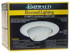 Emerald P201ICW Recessed Light Fixture Kit