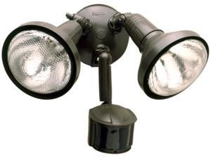 Regent Lighting Bronze Bronze Motion Activated Flood Lights 120 Watt