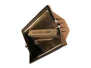Regent Lighting Bronze Halogen Quartz Flood Lights 300 Watt