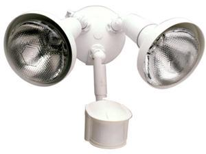 Regent Lighting White White Motion Activated Flood Lights 120 Watt