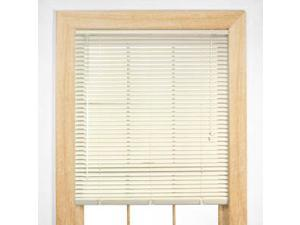 "Lewis Hyman 1802965 29"" X 64"" 1"" Standard Vinyl Mini Blinds"