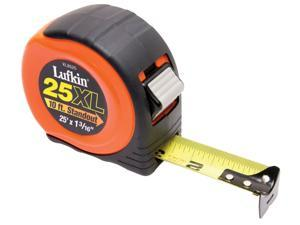 "Lufkin XL8525 1-3/16"" X 25' XL Power Return Tape Measure"
