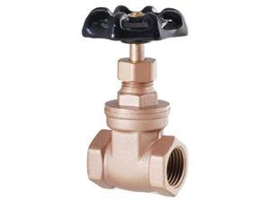 "LDR 022-1116 1-1/4"" IPS Heavy Duty Low Lead Gate Valve"