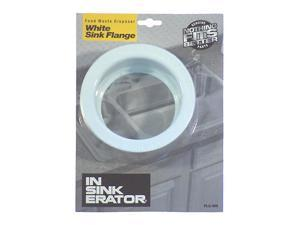 Insinkerator FLGWH White Garbage Disposer Sink Flanges