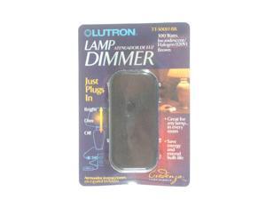 Lutron TT300H-B Credenza® Lamp Dimmer